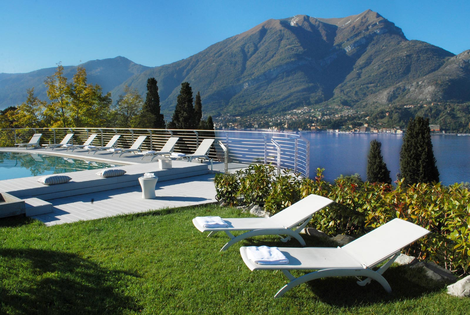 Borgo Le Terrazze | What does it mean to be all Lake view?