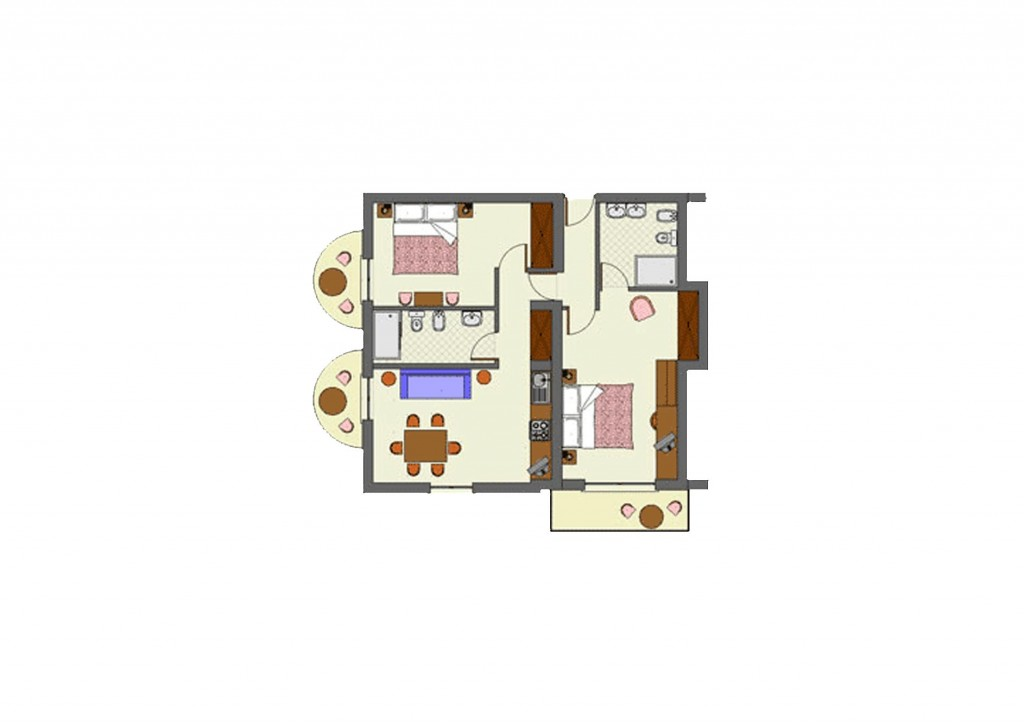 Large Apartment